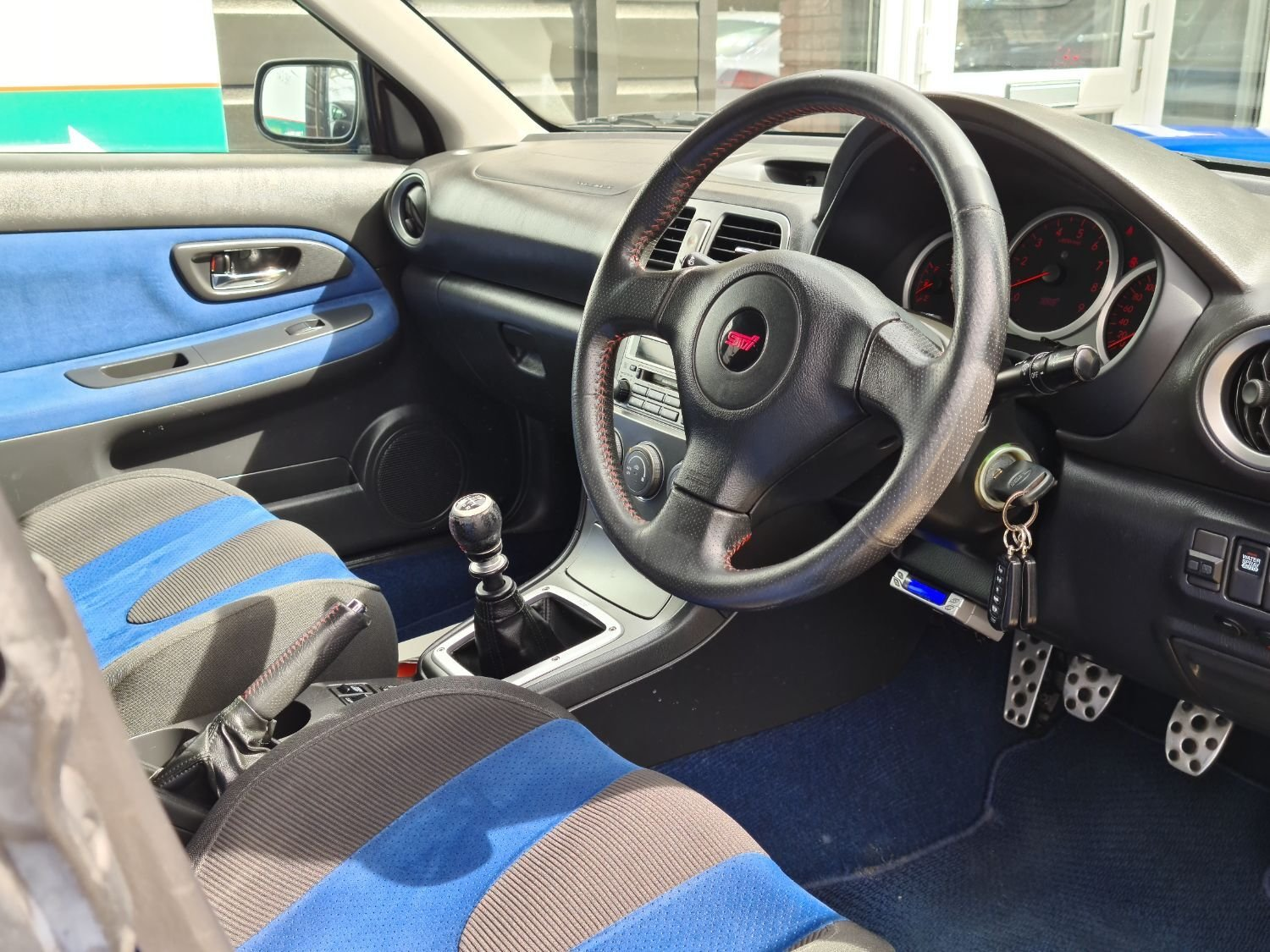 IMPREZA WRX STI (2006/55) Low Tax Band 368 BHP For Sale (picture 6 of 23)