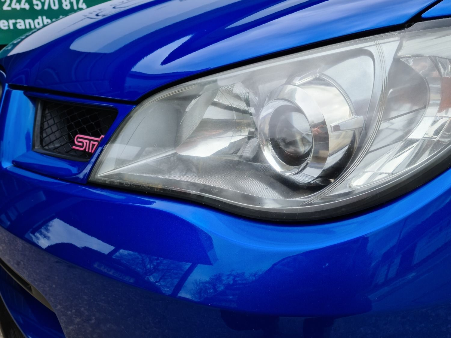 IMPREZA WRX STI (2006/55) Low Tax Band 368 BHP For Sale (picture 13 of 23)