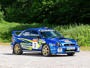 Picture of 2002 Subaru Impreza WRX STi Group A Rally Car For Sale by Auction