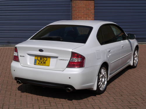 2003 Subaru Legacy B4 4WD 3.0 R Auto For Sale (picture 3 of 6)