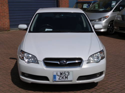 2003 Subaru Legacy B4 4WD 3.0 R Auto For Sale (picture 4 of 6)