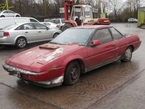 subaru xt 1986 For Sale (picture 1 of 2)