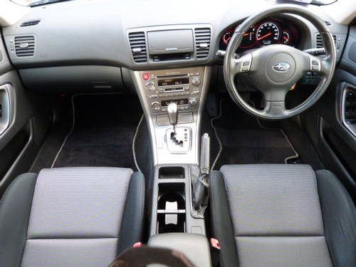 2003 Subaru Legacy B4 GT 4WD 2.0i Turbo Auto For Sale (picture 2 of 6)