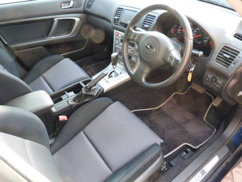 2003 Subaru Legacy B4 GT 4WD 2.0i Turbo Auto For Sale (picture 5 of 6)