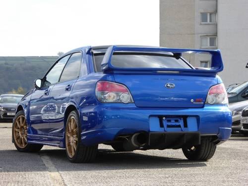 2005 Subaru Impreza 2.0 WRX STi Spec C Light Weight LTD EDN 4dr F For Sale (picture 2 of 6)