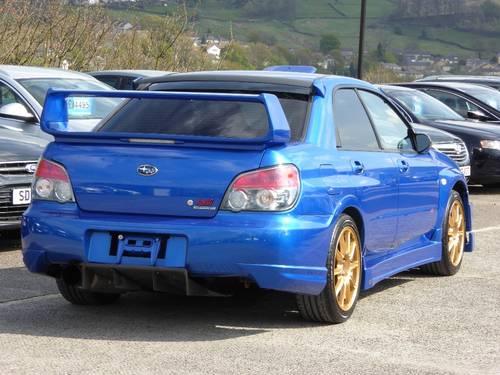 2005 Subaru Impreza 2.0 WRX STi Spec C Light Weight LTD EDN 4dr F For Sale (picture 3 of 6)