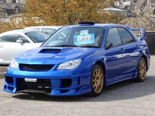 2005 Subaru Impreza 2.0 WRX STi Spec C Light Weight LTD EDN 4dr F For Sale (picture 4 of 6)