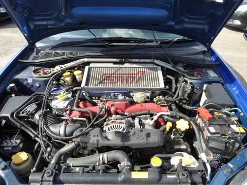 2005 Subaru Impreza 2.0 WRX STi Spec C Light Weight LTD EDN 4dr F For Sale (picture 6 of 6)