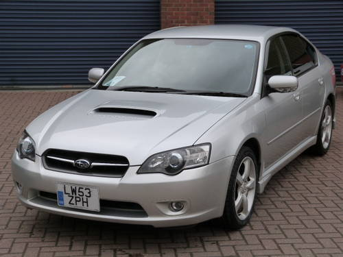 2003 Subaru Legacy B4 GT 4WD 2.0i Turbo Auto For Sale (picture 1 of 6)