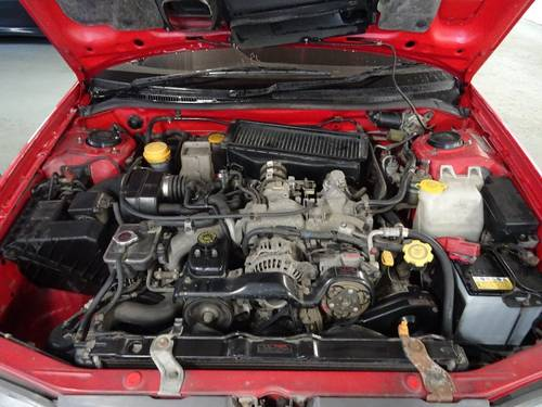 1993 Impreza 2.0 WRX Turbo 4WD JDM 4dr 2,500MLS + 1 OWNER For Sale (picture 6 of 6)
