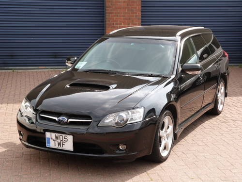 2005 Subaru Legacy GT AWD 2.0i Turbo Auto For Sale (picture 1 of 6)