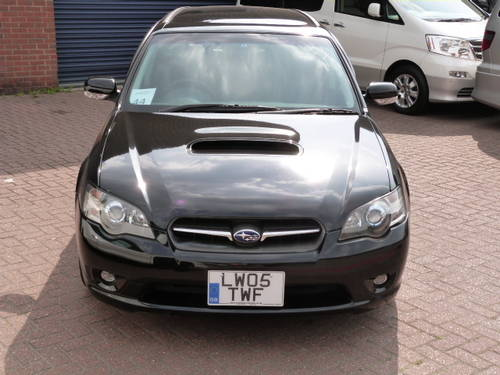 2005 Subaru Legacy GT AWD 2.0i Turbo Auto For Sale (picture 4 of 6)