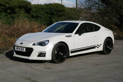 2014 Subaru BRZ For Sale (picture 1 of 6)