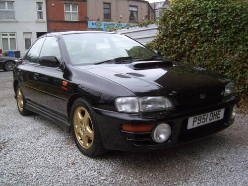 1997 Subaru Impreza Catalunya Ltd Edition no105 SOLD (picture 3 of 6)