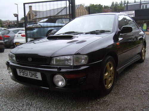1997 Subaru Impreza Catalunya Ltd Edition no105 SOLD (picture 4 of 6)