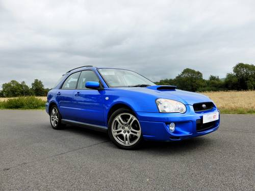 2003 Subaru Impreza WRX - UK Car - 1 Owner From New - SOLD (picture 1 of 6)