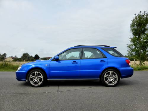 2003 Subaru Impreza WRX - UK Car - 1 Owner From New - SOLD (picture 3 of 6)