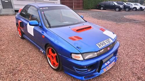 1998 Subaru Classic WRX STI For Sale (picture 1 of 6)