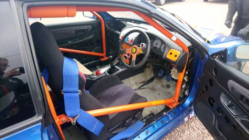 1998 Subaru Classic WRX STI For Sale (picture 4 of 6)