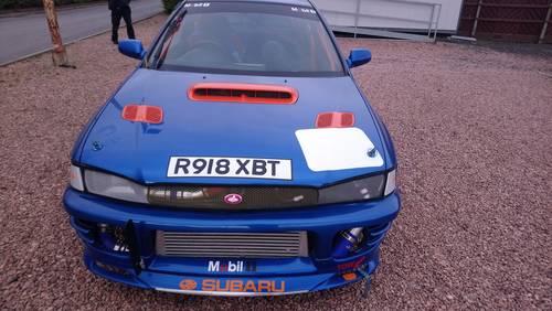 1998 Subaru Classic WRX STI For Sale (picture 6 of 6)