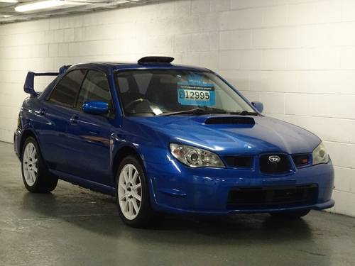 2006 Subaru Impreza 2.0 WRX STi 10 Spec C V-LTD LTD EDN 4dr  For Sale (picture 1 of 6)