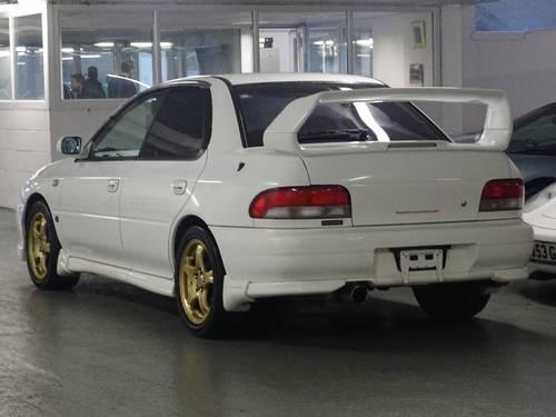 2000 Subaru Impreza 2.0 WRX STi 6 Version 6 RED TOP 280 BHP 4dr  For Sale (picture 3 of 6)