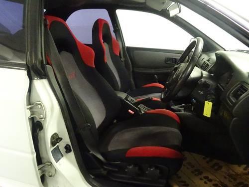 2000 Subaru Impreza 2.0 WRX STi 6 Version 6 RED TOP 280 BHP 4dr  For Sale (picture 5 of 6)