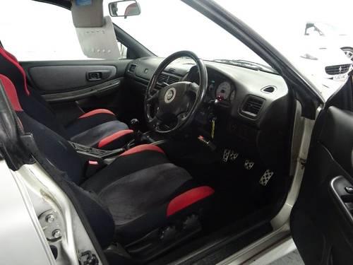 2000 Subaru Impreza 2.0 WRX STi 6 Version 6 RED TOP 280 BHP 4dr  For Sale (picture 6 of 6)