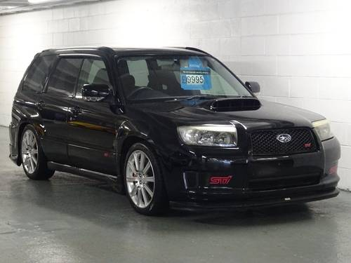 2007 Subaru Forester 2.5 STi SG9 JDM New Shape 5 Door STI  For Sale (picture 1 of 6)