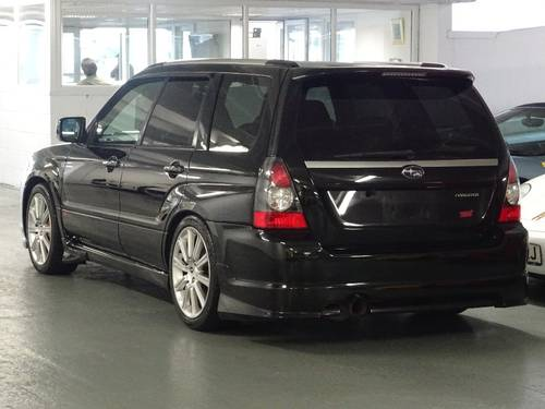 2007 Subaru Forester 2.5 STi SG9 JDM New Shape 5 Door STI  For Sale (picture 4 of 6)