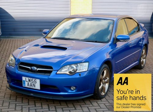 2005 Subaru Legacy GT 4WD 2.0i Turbo Auto For Sale (picture 1 of 6)