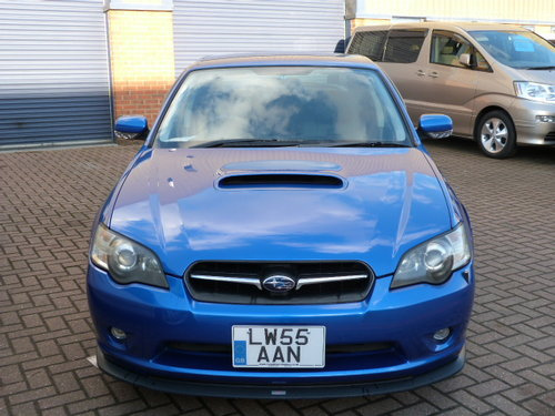 2005 Subaru Legacy GT 4WD 2.0i Turbo Auto For Sale (picture 2 of 6)
