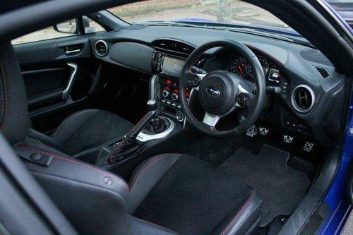 2017 Subaru BRZ 2.0L SE LUX Manuel  For Sale (picture 4 of 5)