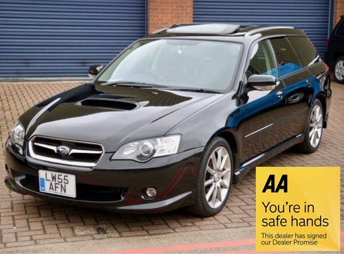 2005 Subaru Legacy AWD 2.0i Turbo 5-Speed For Sale (picture 1 of 6)