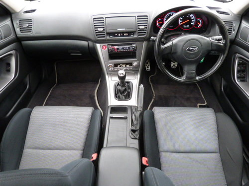 2005 Subaru Legacy AWD 2.0i Turbo 5-Speed For Sale (picture 2 of 6)