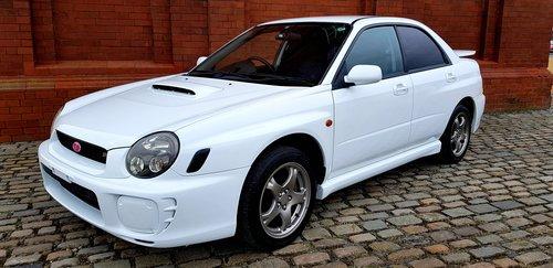 2002 SUBARU IMPREZA WRX AWD AUTO LOW MILEAGE * FRESH JDM IMPORT SOLD (picture 1 of 6)