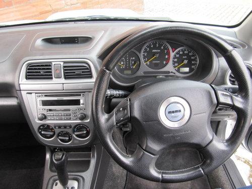 2002 SUBARU IMPREZA WRX AWD AUTO LOW MILEAGE * FRESH JDM IMPORT SOLD (picture 4 of 6)
