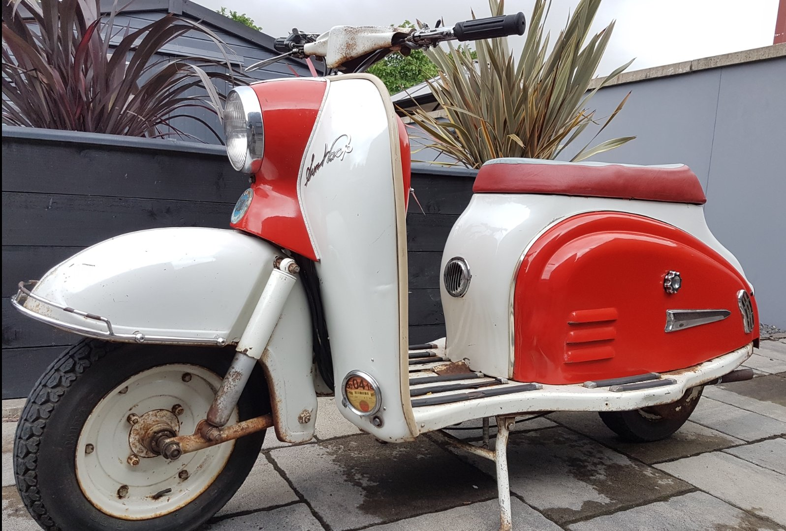 1961 Sun Wasp For Sale (picture 1 of 6)