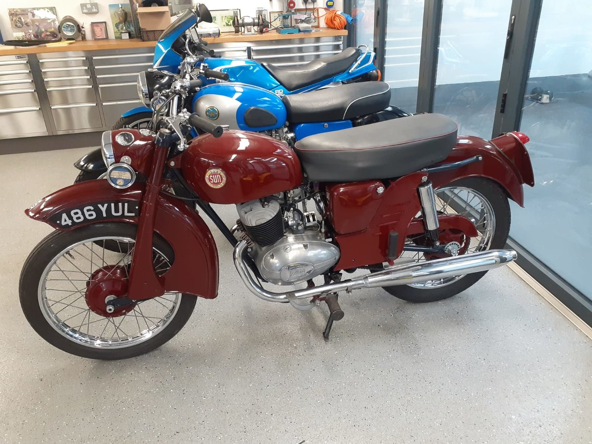 1961 Sun Overlander Outstanding Condition For Sale (picture 1 of 6)