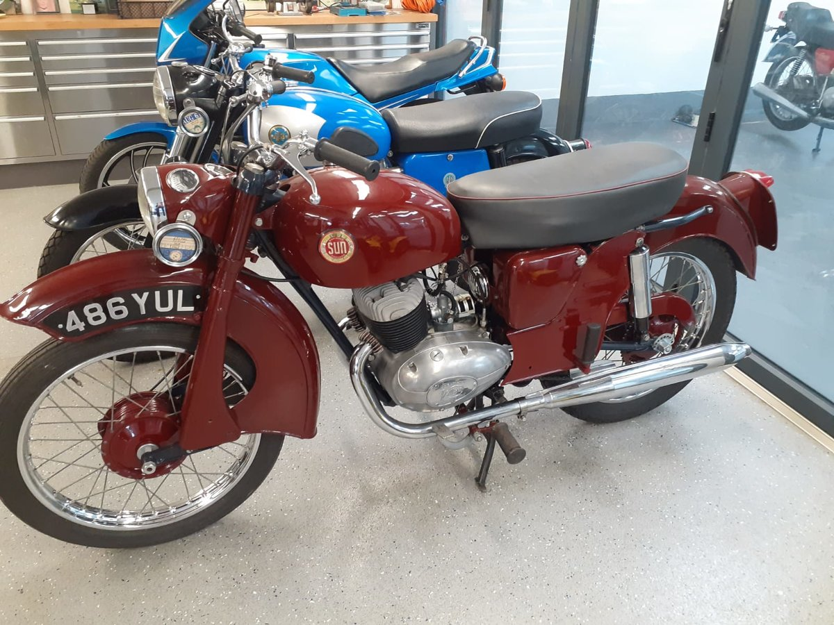 1961 Sun Overlander Outstanding Condition For Sale (picture 2 of 6)
