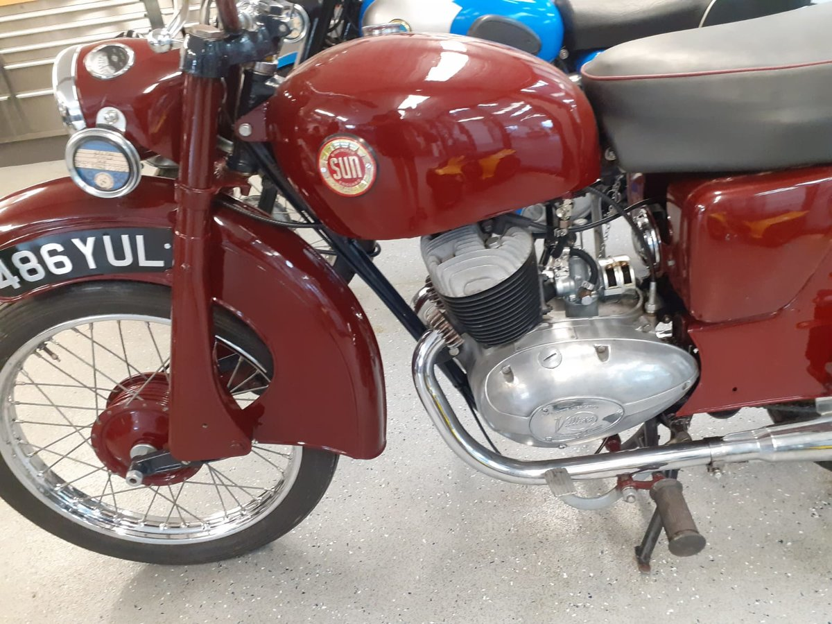 1961 Sun Overlander Outstanding Condition For Sale (picture 3 of 6)