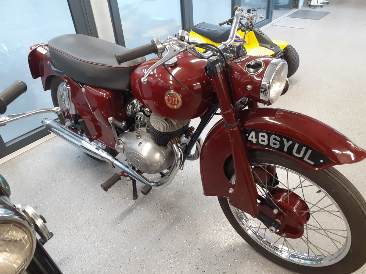 1961 Sun Overlander Outstanding Condition For Sale (picture 4 of 6)