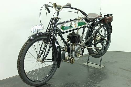 The Sun 3.5hp 1913 500cc 1 cyl sv   For Sale (picture 3 of 6)