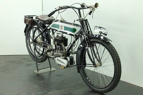 The Sun 3.5hp 1913 500cc 1 cyl sv   For Sale (picture 4 of 6)