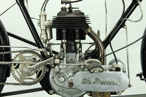 The Sun 3.5hp 1913 500cc 1 cyl sv   For Sale (picture 5 of 6)