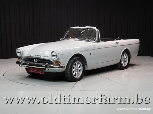 1967 Sunbeam Tiger 260 MKI Baltimore Grey '67 For Sale (picture 1 of 6)