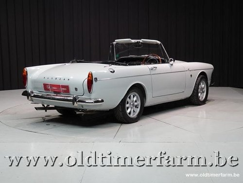 1967 Sunbeam Tiger 260 MKI Baltimore Grey '67 For Sale (picture 2 of 6)