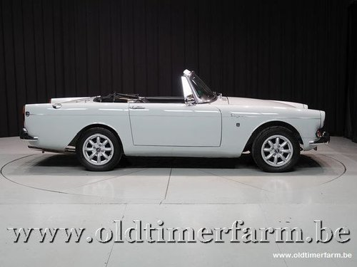 1967 Sunbeam Tiger 260 MKI Baltimore Grey '67 For Sale (picture 3 of 6)