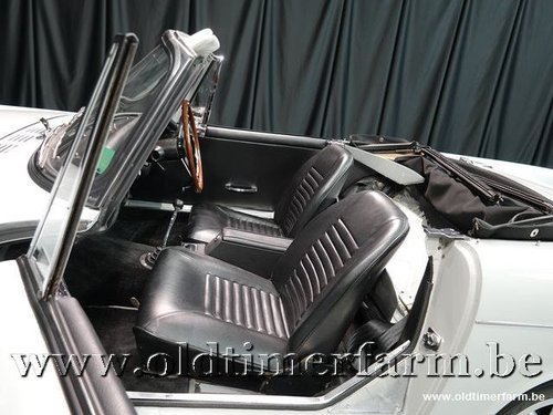 1967 Sunbeam Tiger 260 MKI Baltimore Grey '67 For Sale (picture 4 of 6)