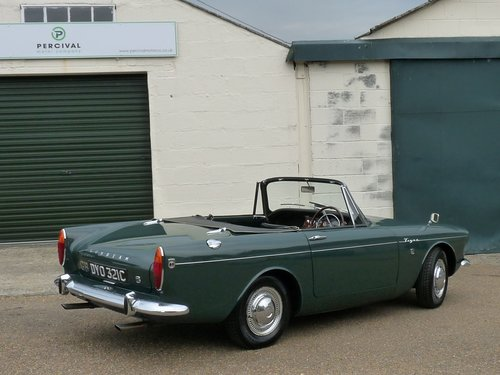 1965 Sunbeam Tiger Mk1, original and untouched, NEW PRICE For Sale (picture 2 of 6)